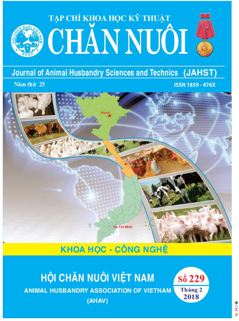Pig populations in different provinces of Vietnam (April, 2019)